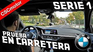 BMW Serie 1   2020   Prueba en carretera
