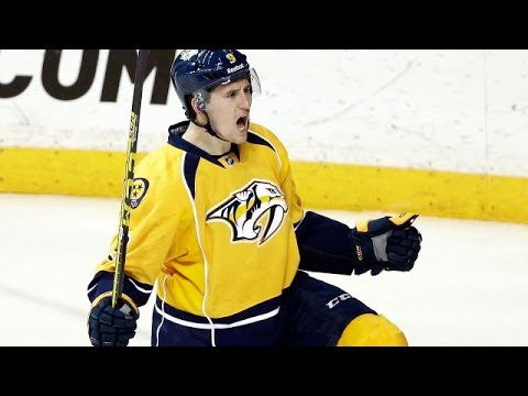 Filip Forsberg 2014-15 Best Goals + Assists - SomeHockeyVideos