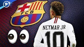 Neymar prêt à s'excuser publiquement auprès du FC Barcelone | Revue de presse