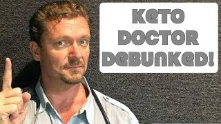 Keto Doctor Debunks Low Carb Causes Early Death Study (ARIC/Lancet Study)