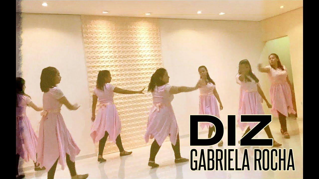 Diz - Gabriela Rocha | Coreografia Mover do Espírito