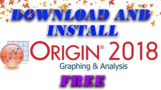 Gambar cover OriginPro 2018: How to Download and Install OriginPro 2018 for Free + Key and Serial CRACK