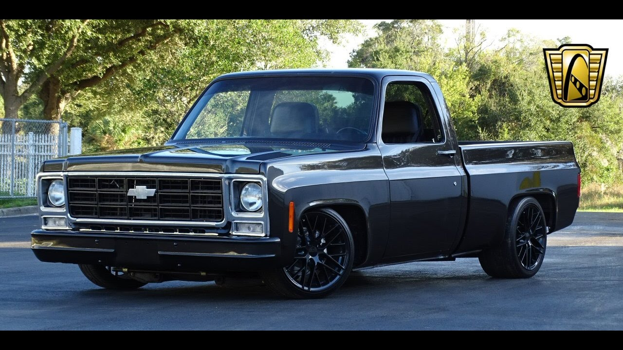 Home by year 1979 cars 1979 trucks car pictures - 1979 Chevrolet C10 Gateway Classic Cars Orlando 625