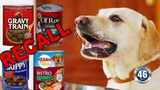 02/22/2018 Dog Food Recall