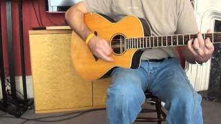 breedlove atlas ac25 sr electro acoustic six string guitar