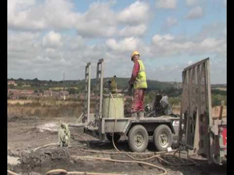 Geotechnical Testing And Site Validation Works For UK Coal's Waverely Development (part 2/2)