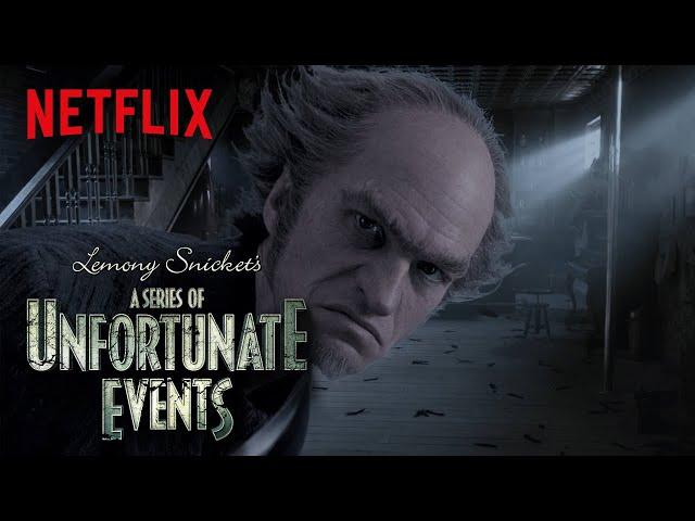 A Series of Unfortunate Events - Season 2 | Teaser | Netflix