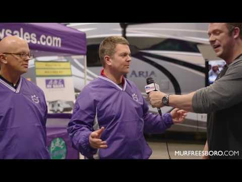 2017 RV Show at the Music City Convention Center   A&L RV
