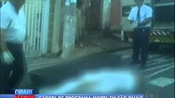 Garota de programa é encontrada morta em rua de São Bernardo do Campo (SP)