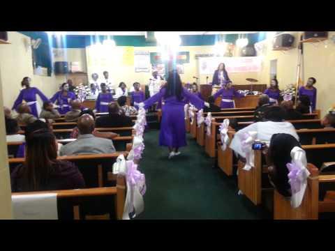 Let go let god-DeWayne Woods By. Cornerstone Praise Dance Ministy Troops