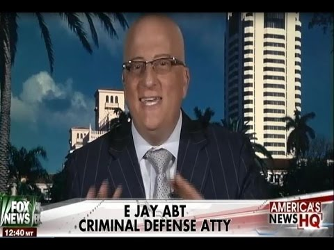legal analyst