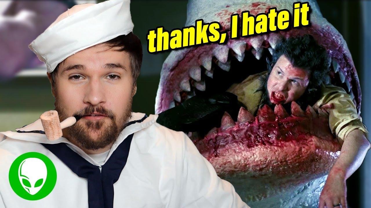 Hilariously Dumb Shark Movies - Ouija Shark (2020) House Shark (2017)
