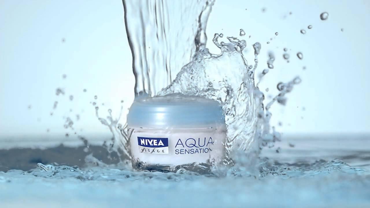 Bh Nivea Aqua Sensation Skincare Commercial Hd Youtube
