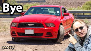 A Sad Day for Ford Mustang Owners