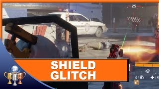 The Division - Ballistic Shield with Primary Weapons Exploit Glitch
