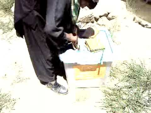 Karzai Fraud in Election Film Document.mp4