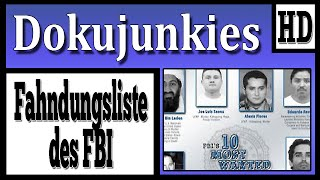 Doku junkies - Die Fahndungsliste des FBI ★ Dokumentation HD ★