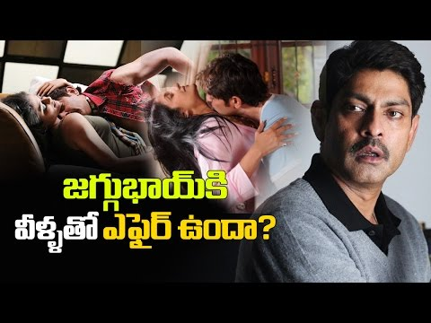 jagapathi babu love affairs | khaidino150...
