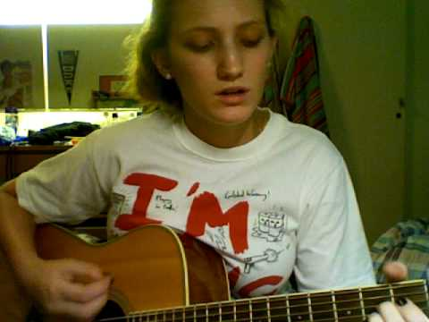 Paramore The Only Exception Cover With Chords Youtube