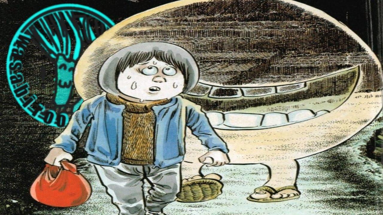 5 Creepy Japanese Folklore Creatures