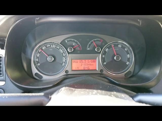 Fiat linea 1.3 Mjet Cruise Control Montaj Yakıt Testi