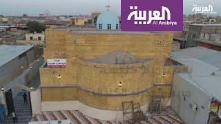 العراق.. جرس الكنيسة يحيي آمال التعايش
