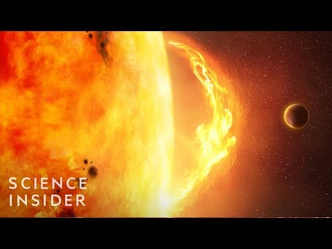 Neil DeGrasse Tyson Explains Solar Flares