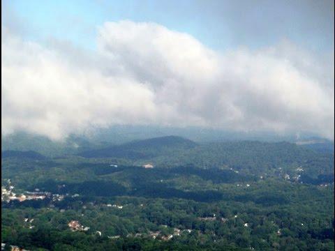 Overlook Of Bluefield, West Virginia