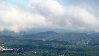 Overlook of Bluefield, West Virginia
