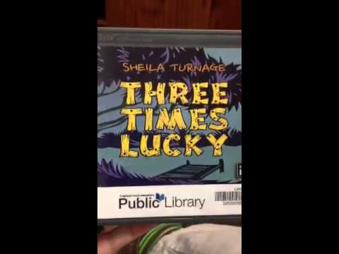 Three times lucky by turnage youtube fandeluxe Gallery