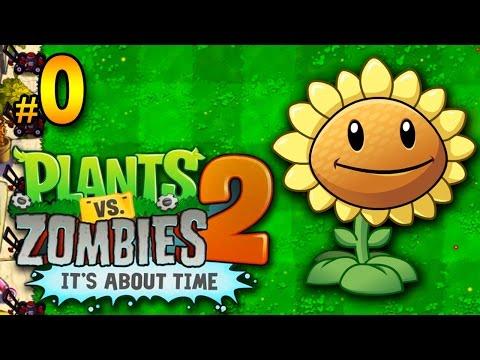 Plantas vs Zombis 2│en Español por TulioX│ Parte #0 [A]