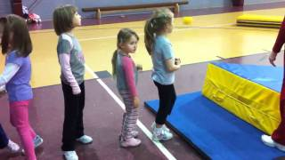 liat s first day of gymnastics