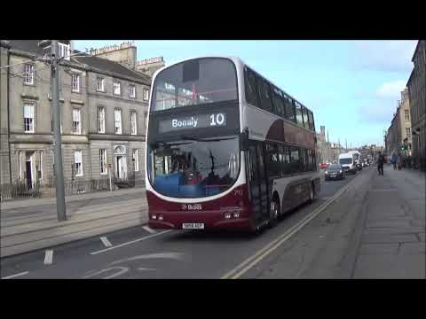ANWP On The Roads, Lothian XLB400s Enter Service