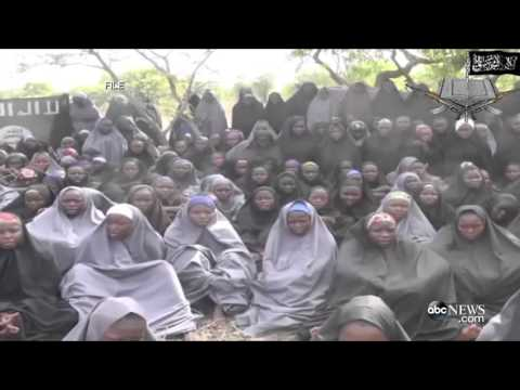 Girls Kidnapped by Boko Haram | New Video Appears to Show Schoolgirls