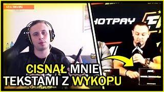RAFONIX UJAWNIA ZAKŁAMANIE MAGICALA NA KONFERENCJI FAME MMA 2! | SETON