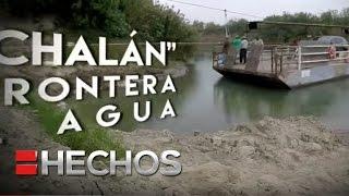 El Chalán: el único ferry que une México y EEUU