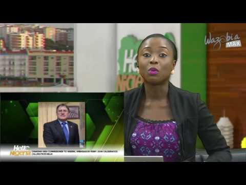 HELLO NIGERIA -  Foreign Trade and Investment in Nigeria | Wazobia Max