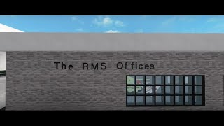 The RMS Offices | ROBLOX Series| Trailer