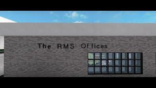 Gli Uffici RMS Serie ROBLOX rimorchio per auto