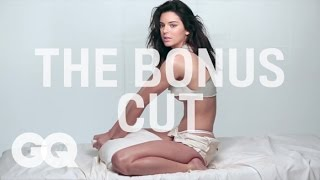Kendall Jenner for GQ: The Bonus Cut