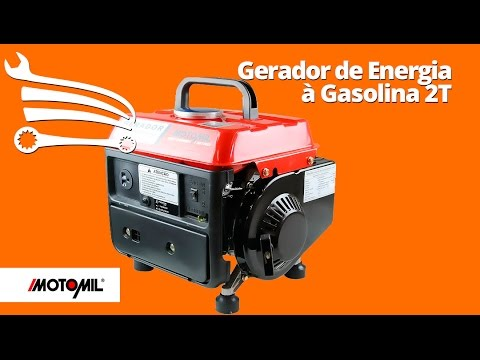 62351c6af35 Gerador de Energia à Gasolina 2 T Partida Manual 0