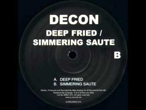 Decon - Deep Fried