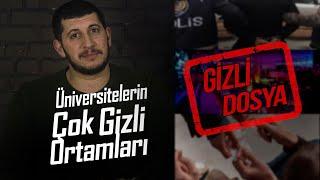 Üniversitelerin Bilmediğiniz Çok Gizli Ortamları! Eğitim Sistemimiz.. |Serkan Aktaş'la SORUN ÇÖZÜLDÜ