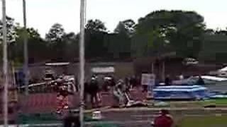 Javelin throw 64.97m
