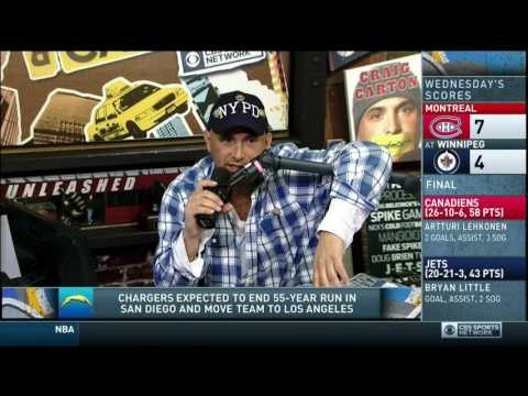 Boomer and Carton - The Busch Family will buy The Jets and move them to St. Louis #TIMESTAMP