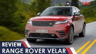 Range Rover Velar Review | NDTV CarAndBike