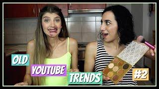 Φέραμε πίσω παλιά YouTube trends #2 || fraoules22