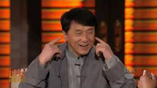 Jackie Chan Sings! Lopez Tonight
