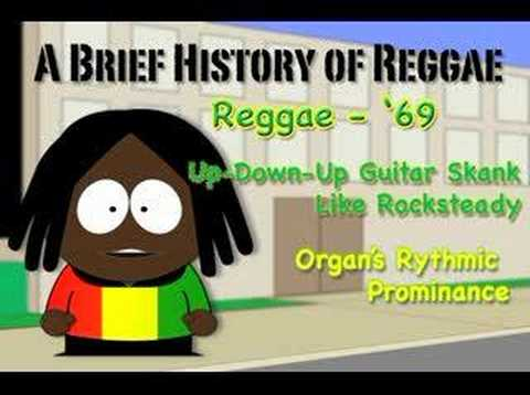 A Brief History of Reggae Music