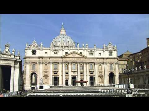 HD TRAVEL:  Europe's Great Cities II: The Vatican - SmartTravels with Rudy Maxa